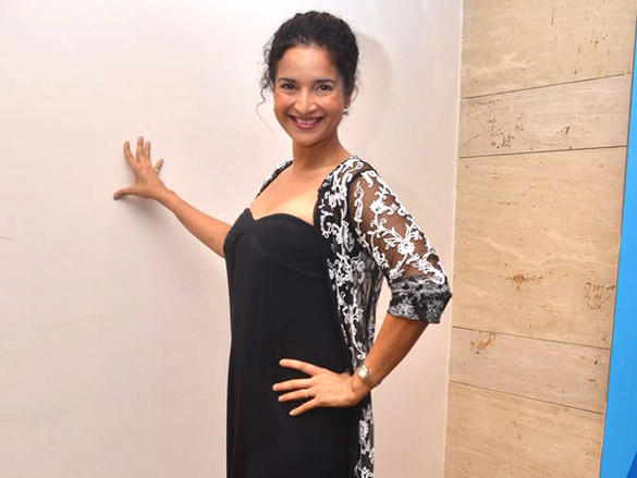 Sushma Reddy at Anita Dongre show at Lakme Fashion Week  Day 3
