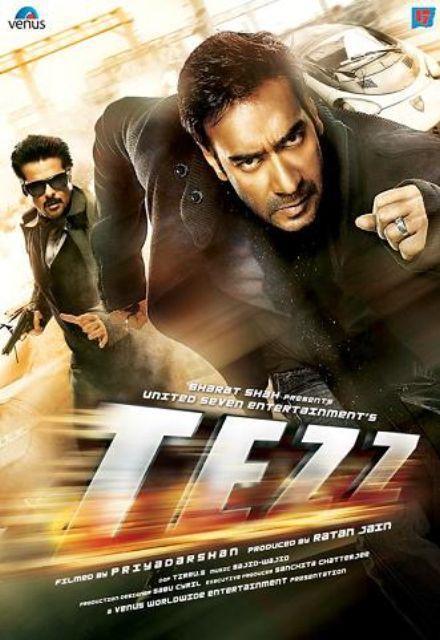 TEZZ is Upcoming Hindi Bollywood Movie