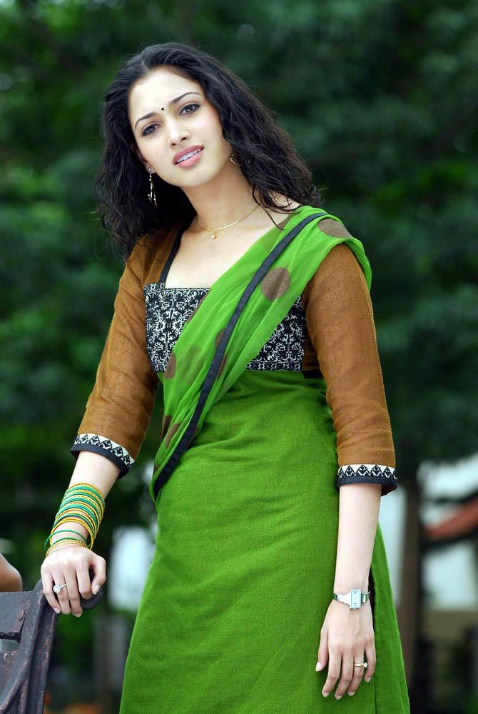 Tamanna Bhatia Salwar Kameez Glorious Photo