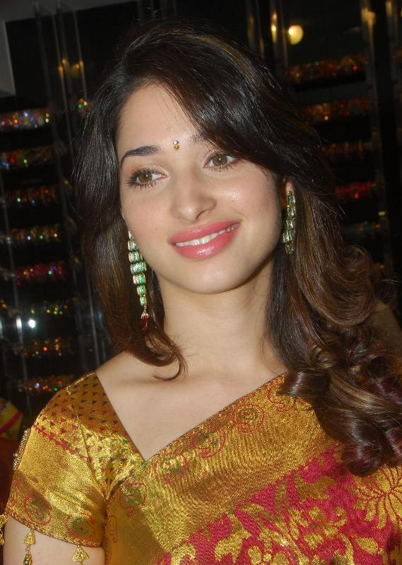 Tamanna Gorgeous Look At Womans World Launch