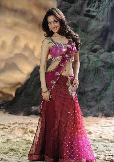 Tamanna Latest Stills From Badrinath Movie
