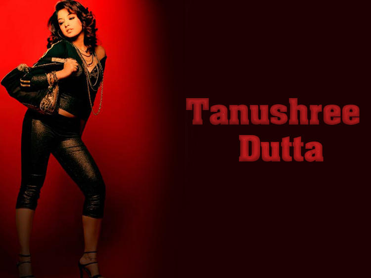 Tanushree Dutta Hot Wallpaper