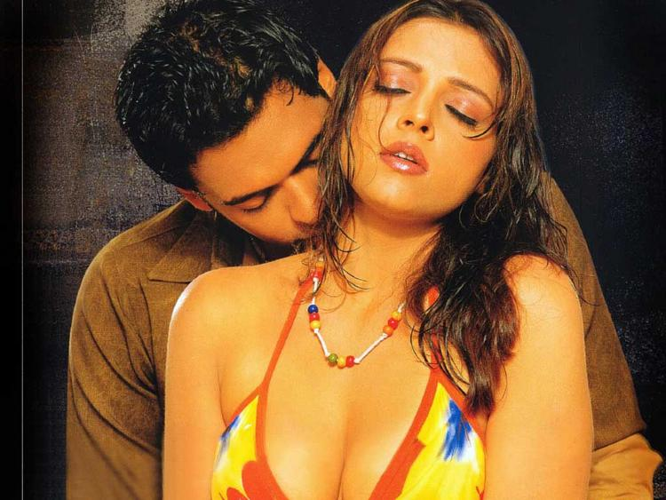 Tanvi Verma Hot Scene Wallpaper