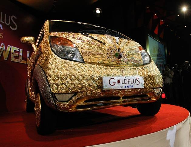 Tata Gold Plus Nano