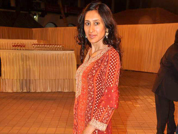 Teejay Sidhu at Vikas Kalantri wedding reception