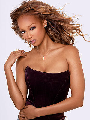 Tyra Banks Latest Glamour Look Still