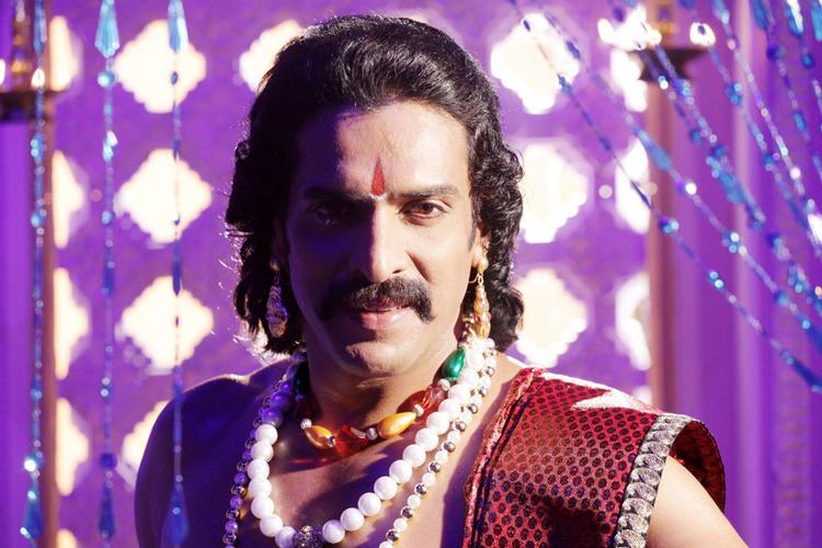 Upendra Latest Photo In Katari Veera Surasundarangi Movie