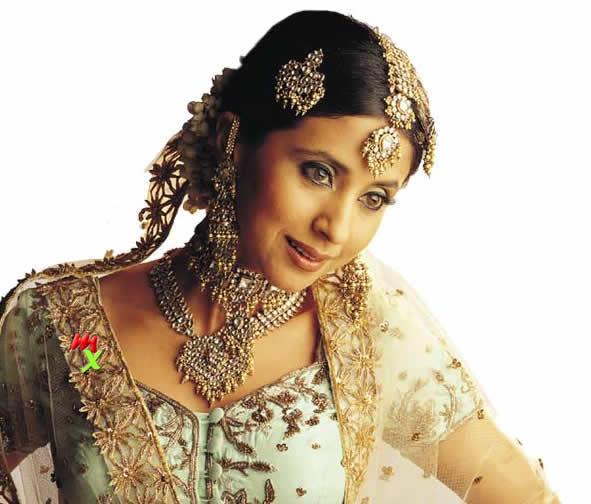 Urmila Matondkar Bridal Dress Beautiful Wallpaper