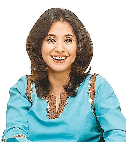 Urmila Matondkar With Open Smile Pic