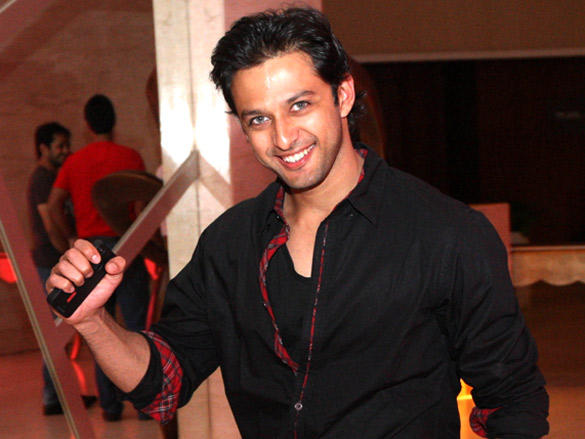 Vatsal Seth at CCL post party in Vizag