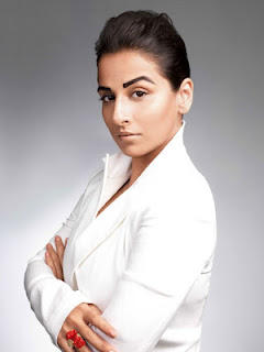 Vidya Balan Hot Photo Shoot For Harpers Bazaar India