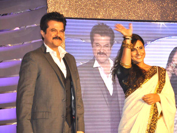 Vidya Balan at Lavasa Women's Drive Awards in Lalit Hotel Mumbai