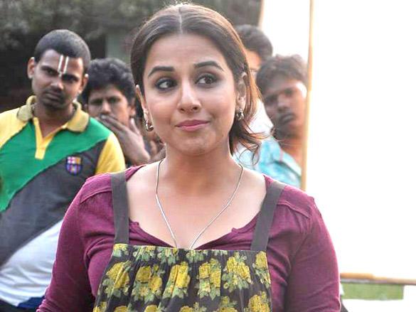 Vidya Balan cute hot look