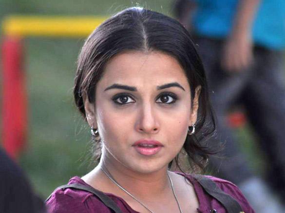 Vidya Balan hot look on the sets of Colors channel TV serial Uttaran