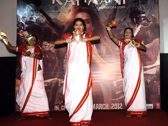 Vidya unveils her upcoming movie