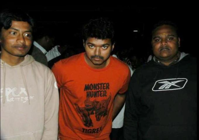 Vijay Nanban Movie Shooting Parts Pic