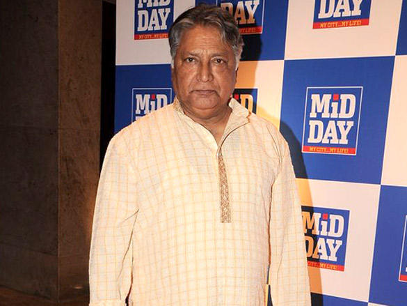 Vikram Gokhale at Launch of Mid-Day Mumbai Anthem