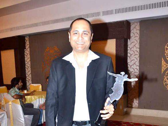 Vipul Shah at Gujarati Film and TV Awards