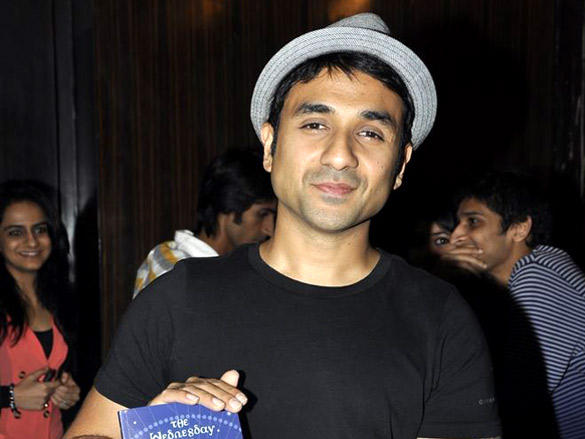 Vir Das at  Launch of Sorabh Pant's book 'The Wednesday Soul'