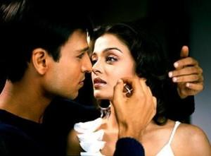 Vivek Oberoi Romancing With Aish