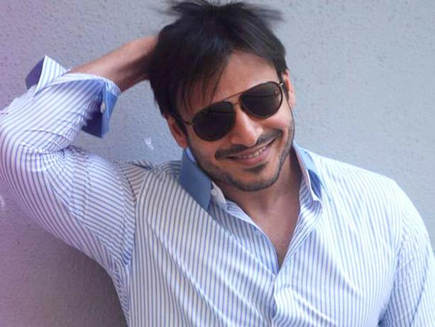 Vivek Oberoi Sexy Smile Pic