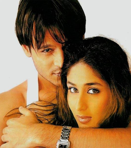 Vivek Oberoi and Kareena Glamour Still