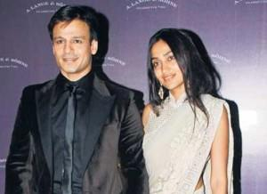 Vivek Oberoi and Priyanka Gorgeous Photo