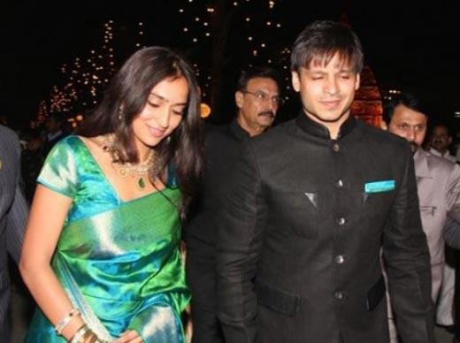 Vivek Oberoi and Priyanka Latest Still