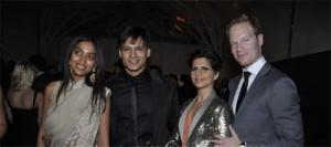 Vivek Oberoi and Priyanka Photo
