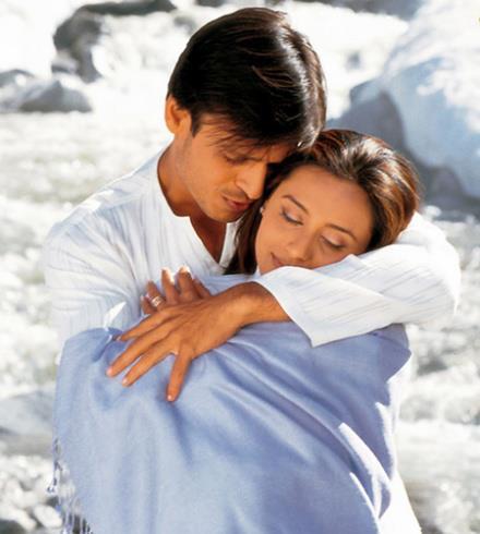 Vivek Oberoi and Rani Mukherjee Romance Still in Saathiya