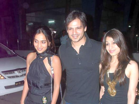 Vivek Oberoi at Bosco Caesar Party