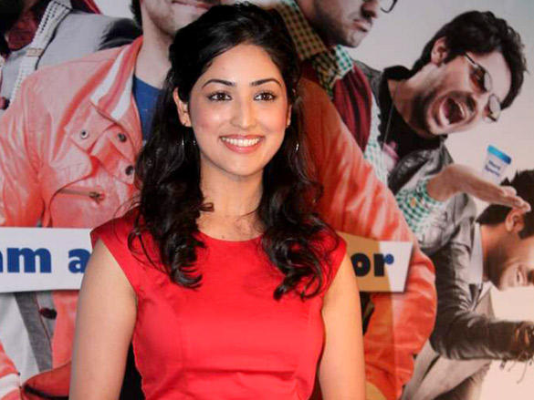 Yami Gautam at First Look Launch of Vicky Donor