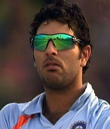 Yuvraj Singh Sunglasses Still