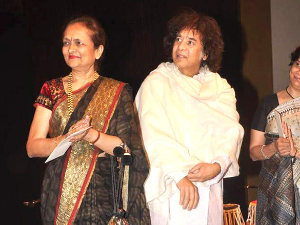 Zakir Hussain's Concert Party organised by Sahchari foundation