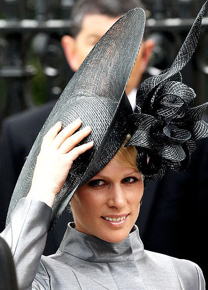Zara Phillips, Daughter of Princess Ann