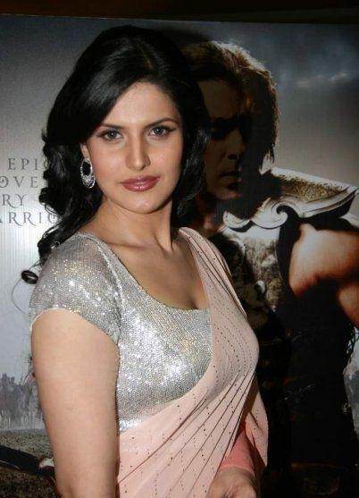Zarine Khan Promotes Veer at Big F.M