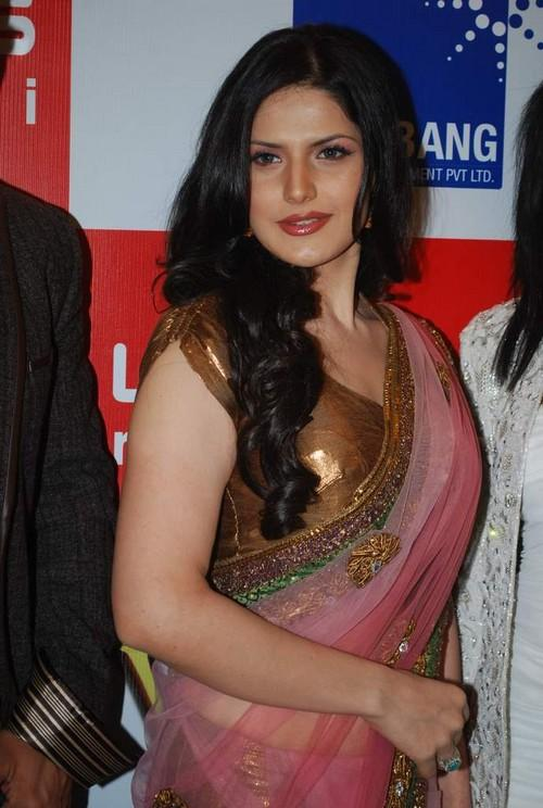 Zarine Khan Veer Libas Collection Launch