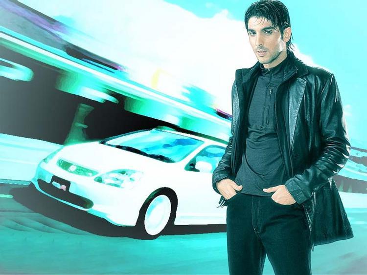 Zayed Khan Stylist Look Wallpaper