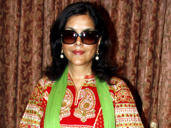 Zeenat Aman Launch of Vishwa Manav Jagran Manch