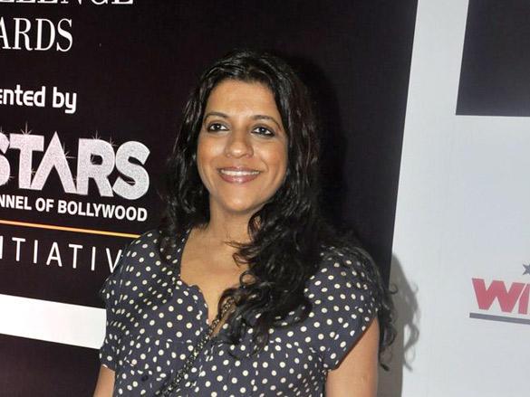 Zoya Akhtar at FICCI Frames 2012 Awards