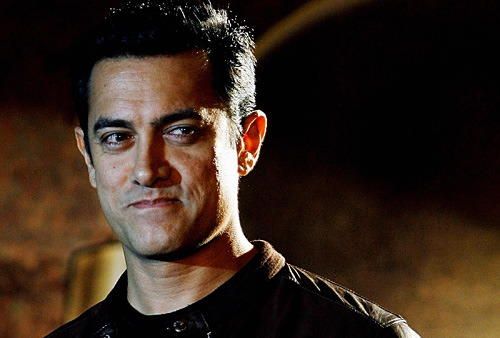 Aamir Khan for Dhoom