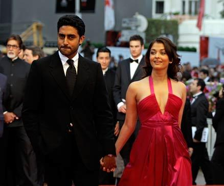Ash and Abhi in Cannes