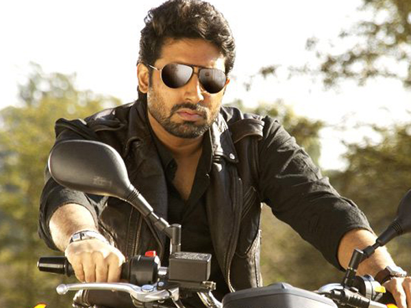 Abhishek Bachchan in Dhoom