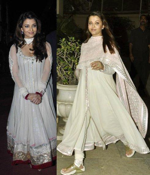 Aishwarya Rai Before Pregnancy And After Delivery