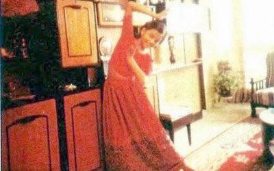 Teen Age Aishwarya Rai Learning Dance