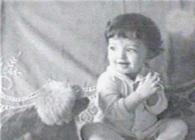 Baby Aishwarya Rai Having Fun