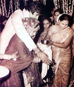 Amitabh Jaya Wedding