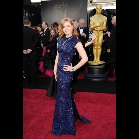 Amy Adams at Academy Awards 2011