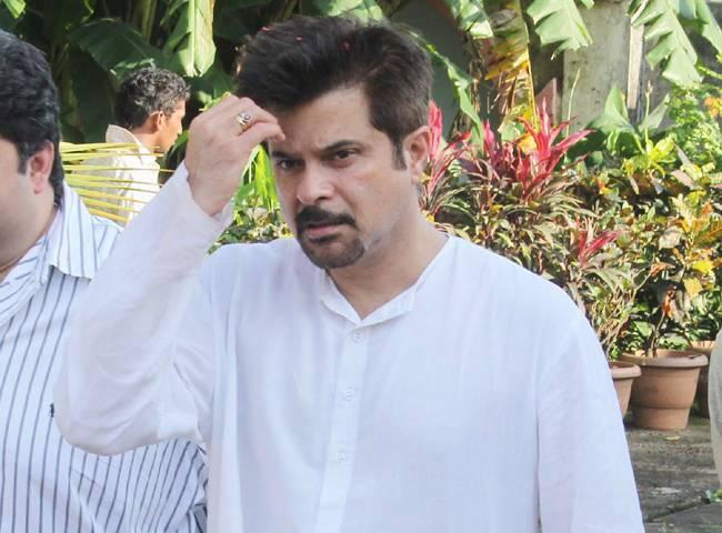 Anil Kapoor's Dad is no more