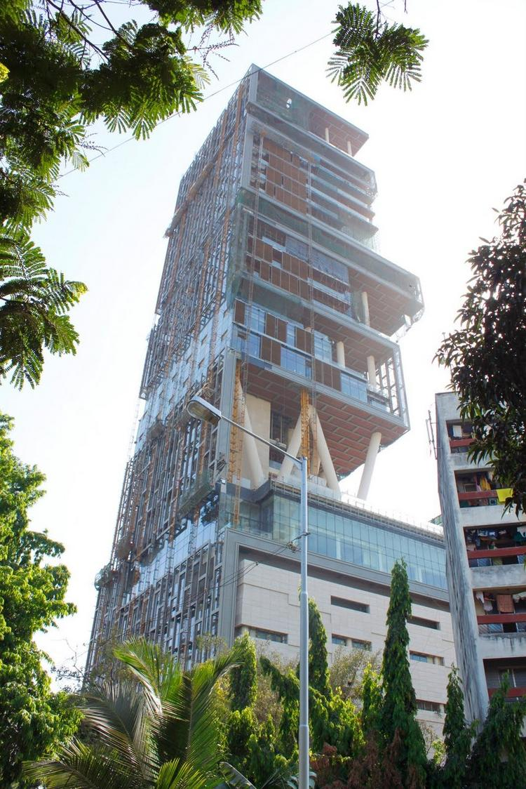 Antilia the most expensive building